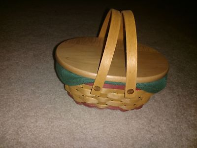Longaberger Tree Trimming basket