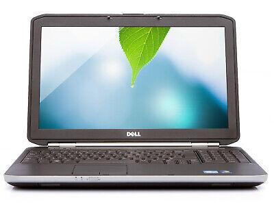 Dell E5520 15