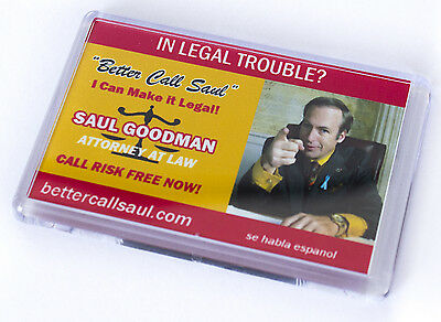 Breaking Bad (Better Call Saul) Fridge Magnet