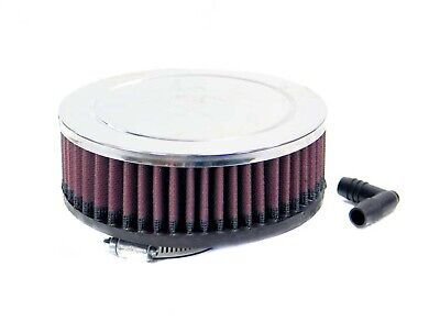 K&N Filters RA-066V Universal Air Cleaner Assembly
