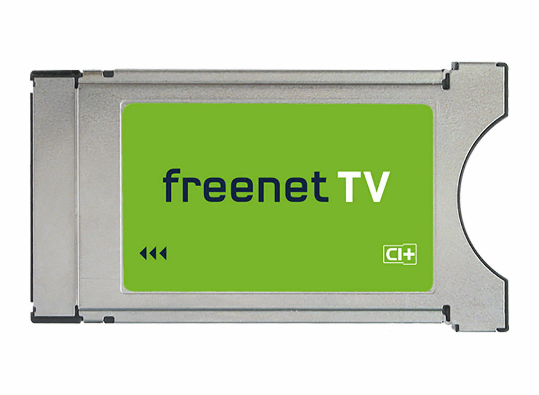 Telestar Freenet TV CI Modul für Dvb-t2hd 89001 plus Antenne