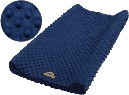 BlueSnail Ultra Soft Minky Dot Changing Pad Cover Machine Washable