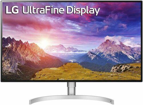 """LG - 32"""" UltraFine IPS LED 4K UHD FreeSync Monitor with HDR Thunderbolt"""