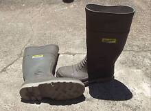 Steel Cap Rubber Boots. Semaphore Port Adelaide Area Preview