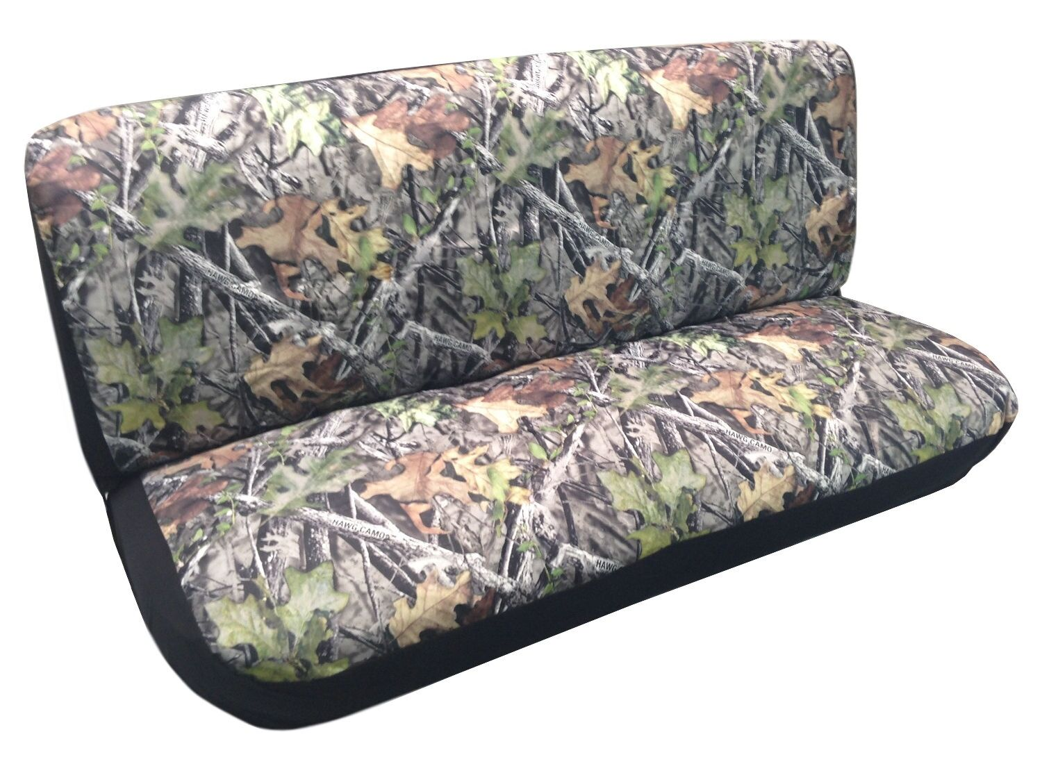 Camo Seat Cover Bench Classic Vintage For Dodge Trucks 60s
