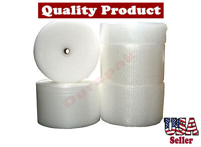 12 Thick 48 Wide 250 Ft Air Bubble Cushioning Wrap Secure Cushion Wrapping