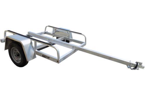 Northbound aluminum ALL SPORT trailer w/ THULE tracks- KAYAK, BIKE & CARGO