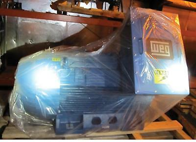 WEG 450 HP VFD Rated A-C Induction Electric Motor - New Surplus