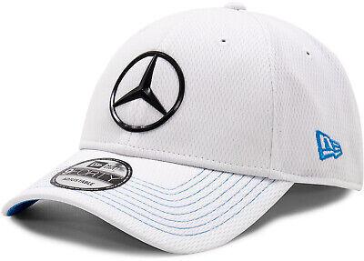 Mercedes EQ New Era 940 White Team Cap