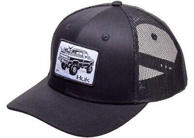 Merica Trucker Hat (Huk Merica Truckers Hat One Size Fits Most)