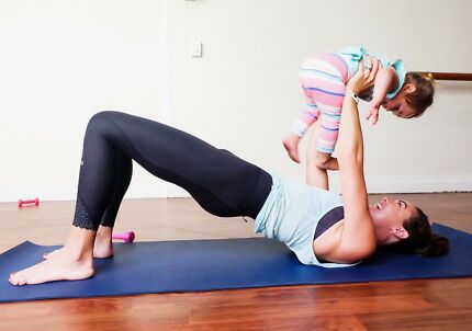 Pure Health Clubs Mums and Tots