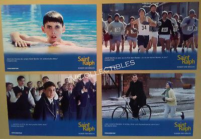 Lobby Card Lot~ SAINT RALPH ~2004 ~Adam Butcher ~Campbell Scott ~Chris Anton