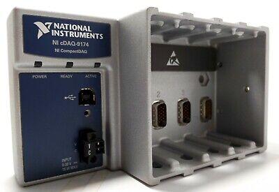 National Instruments Cdaq-9174 Compactdaq Chassis