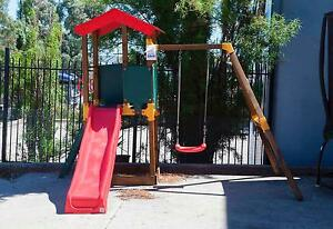 EX-DEMO Lifespan Kids Wendi Alise Swing set Campbellfield Hume Area Preview
