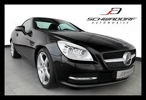 Mercedes-Benz SLK 250 BlueEFFICIENCY  1.Hand  MB-Historie
