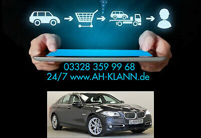 BMW 525d 2.0 218 PS Automatik Luxury Euro6 Leder Shz