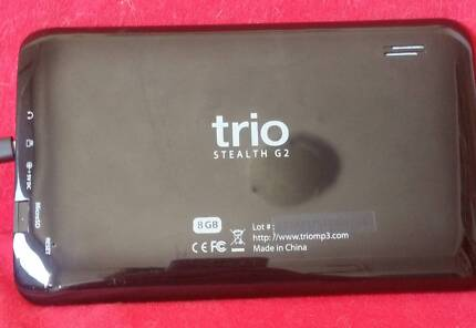 Trio Stealth G2 Tablet - Android