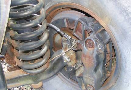 Ford F250 F350 DISC BRAKE FRONT END Coil springs. 8 stud Mardi Wyong Area Preview