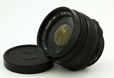 Best! MIR-1B 1V Russian Flektogon 37mm f2.8 lens M42 Pentax Canon dSLR