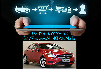 Mercedes-Benz A 180 122PS BlueEfficiency Sitzheizung Bluetooth