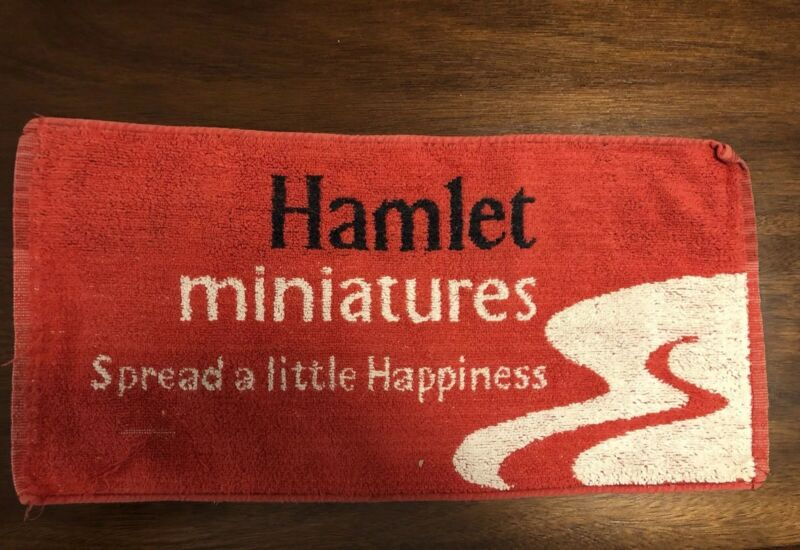 Hamlet Miniatures Bar Towel