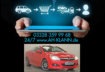 Opel Astra H 1.8 140PS Twin Top Cosmo Leder SHZ PDC