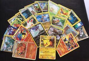 Great condition 50 pack Pokémon cards (no duplicates)