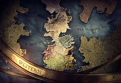 A game of thrones intro map of westeros large canvas picture wall a game of thrones intro map of westeros large canvas picture wall art gumiabroncs Gallery