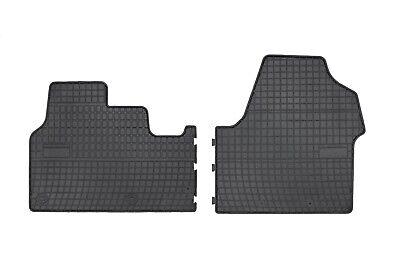 passend für Toyota ProAce Verso 3.Sitzreihe Gummifußmatten Fußmatten ab 2016