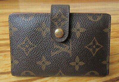 Auth Vintage LOUIS VUITTON LV Monogram Mini Agenda Planner Notebook Cover Case Leather Ladies Notebook Case