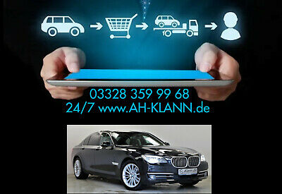 BMW 730d 259PS xDrive HUD NAVI ACC BiXenon Softclose