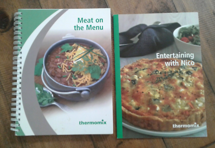 Thermomix book pack $10