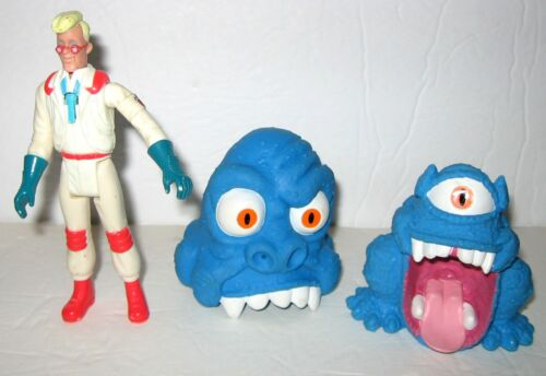 Vintage Columbia Pictures Ghost Busters Toy Lot