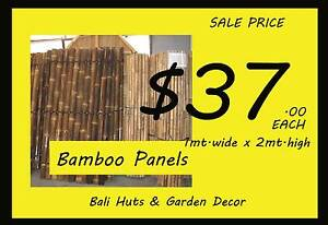 Bamboo Panel Fenceing $37.00 2M TALL 1M WIDE Dandenong Greater Dandenong Preview