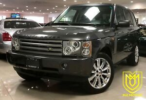 2005 Land Rover Range Rover HSE|NO ACCIDENT|1 OWNER|SERVICED BY