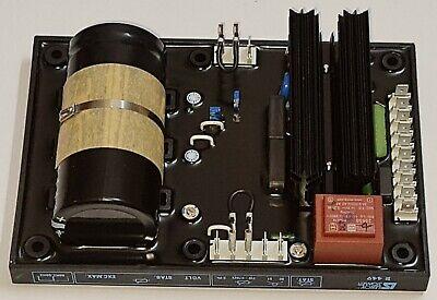 Leroy Somer Automatic Voltage Regulator R449 Avr