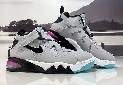29e9cb91cf1 Nike Air Force Max CB 34 Mens Basketball Shoes Wolf Grey Black Size 11.5