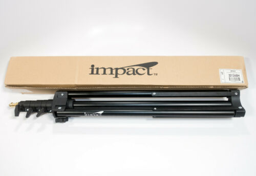 Impact Air-Cushioned Light Stand (Black, 8