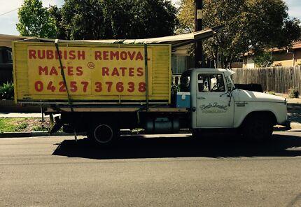 Rubbish Removal @ Mates Rates and Skip Bin Hire