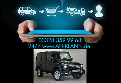 Mercedes-Benz  G 350CDI 224PS 7G-Tronic Lang Station Memory
