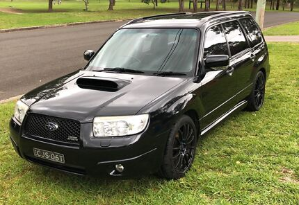 2006  Subaru Forester XT Luxury Stanmore Marrickville Area Preview