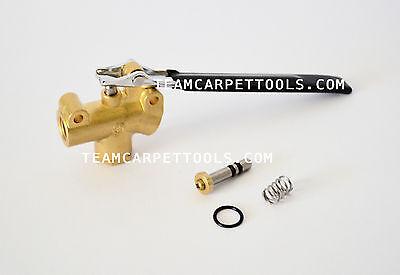 Carpet Cleaning TruckMount  4 Brass Jet  Wand  PMF Prochem Amtex Sandia Boxxer