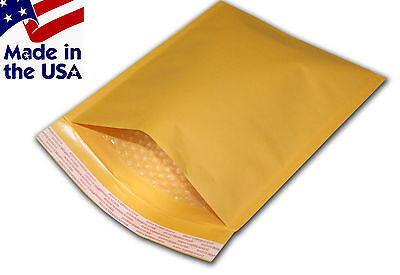 250 0 6x10 Kraft Bubble Mailers Padded Envelopes Bags 6x10