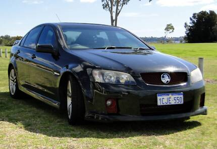 2006 Holden SV6 Commodore Sedan 6 Speed manual Bicton Melville Area Preview