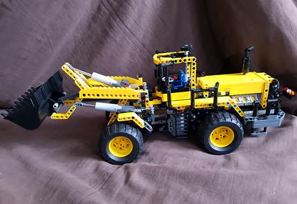 LEGO Technic 8265 Loader
