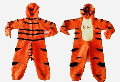 Disney Store: Tiger Costume 2-4T Halloween Birthday Party Winnie The Pooh