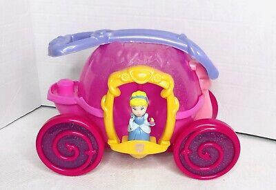 2004 Mega Bloks Disney Princess Cinderella Carriage Wagon Replacement Piece Part (Princess Carriage Wagon)