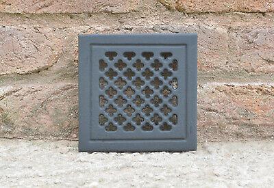 15.5 x 15.5 cm cast iron grid