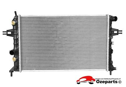 Holden Astra TS 98~04 Alloy Radiator Auto / Manual 2.2L 32mm Thic