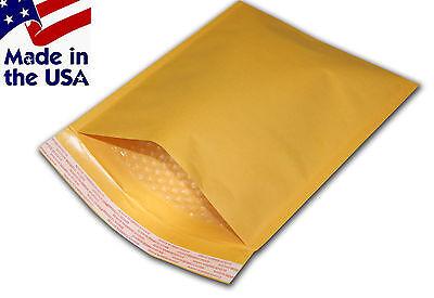 200 1 7.25x12 Kraft Bubble Mailers Padded Envelop 7.25x12